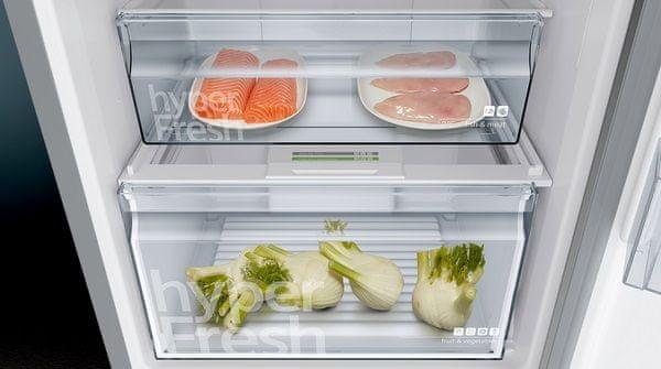 Siemens lednice s mrazákem KG36NVIEB