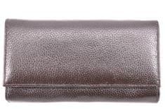 Arteddy Dámská kožená peněženka Arteddy - tmavě hnědá