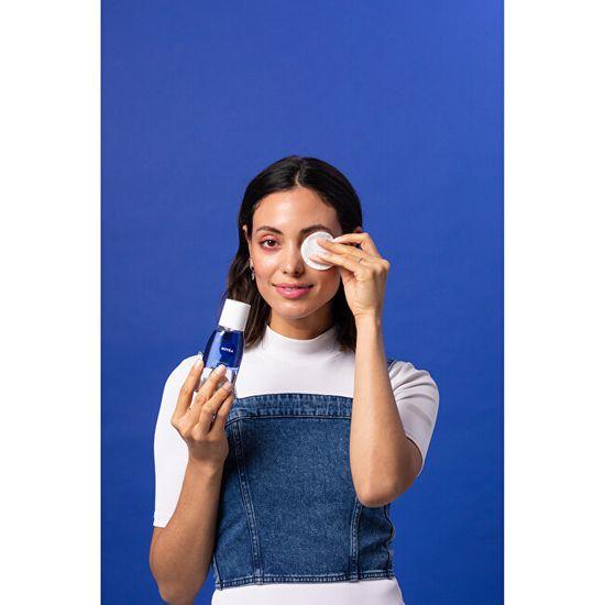Nivea Dvoufázový odličovač očí a make-upu 125 ml