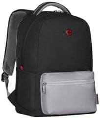 Wenger COLLEAGUE - 16″ batoh na notebook 610210, černá / šedá