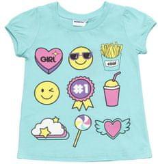 WINKIKI dívčí tričko 98 mint