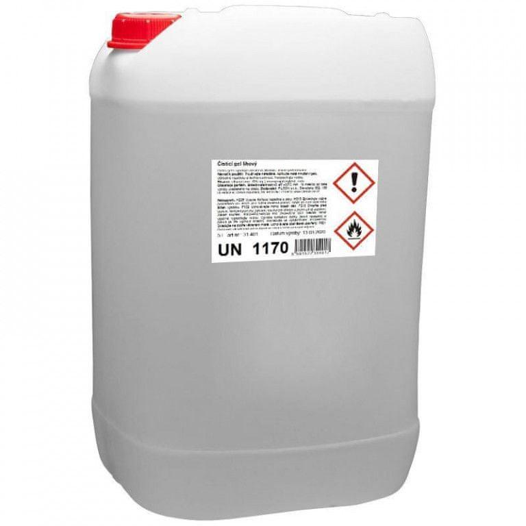 AHProfi Lihový dezinfekční gel na ruce 5l - 31.401 | AHProfi