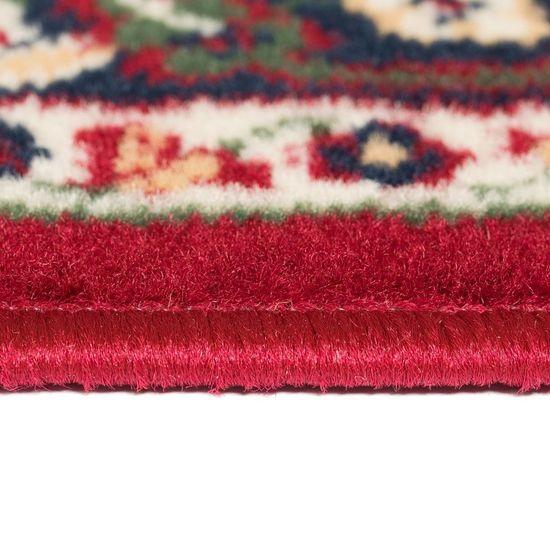 slomart Orientalska preproga 160x230 cm rdeča/bež