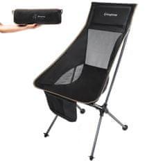 King Camp Kempingová skládací židle Ultra - vysoká