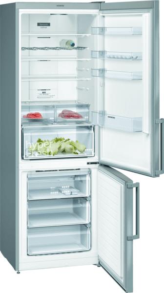 Siemens lednice s mrazákem KG49NXIEP