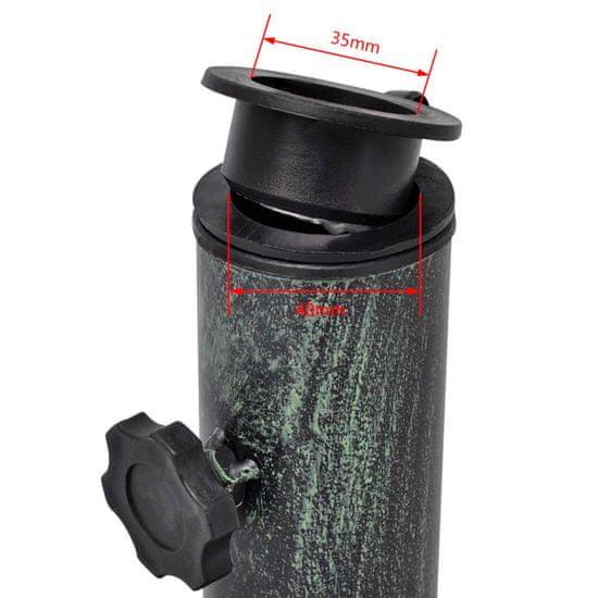 shumee öntött vas napernyő talp 12 kg 48 cm