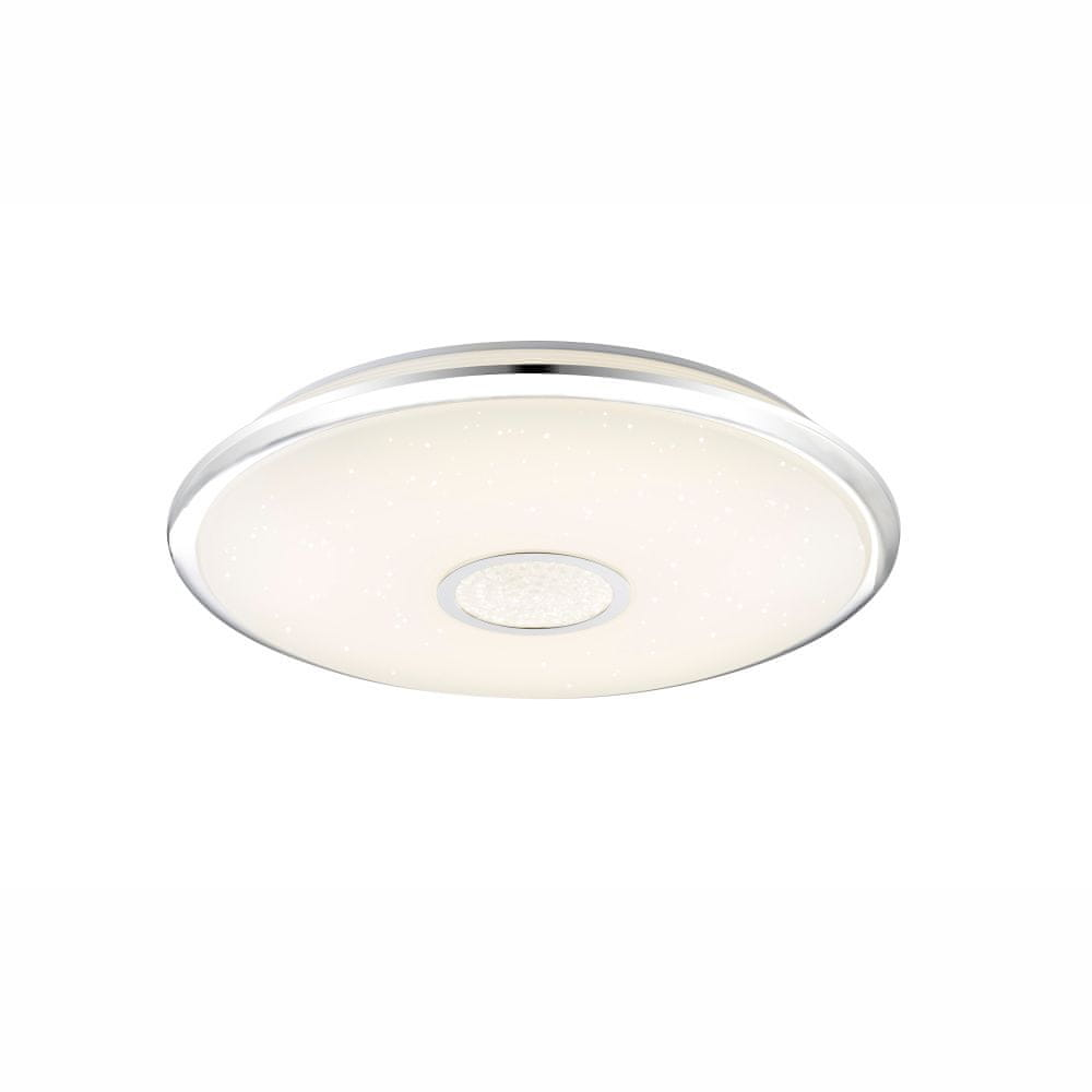 Globo 48382 LED stropní svítidlo s dálkovým ovládáním RENA