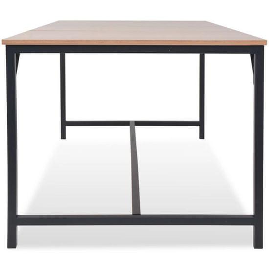 shumee kőrisfa étkezőasztal 180 x 90 x 76 cm