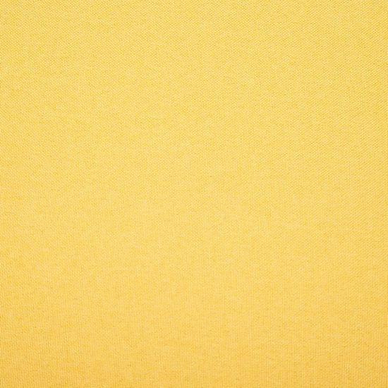 shumee Kavč trosed z oblogo iz blaga 172x70x82 cm rumene barve