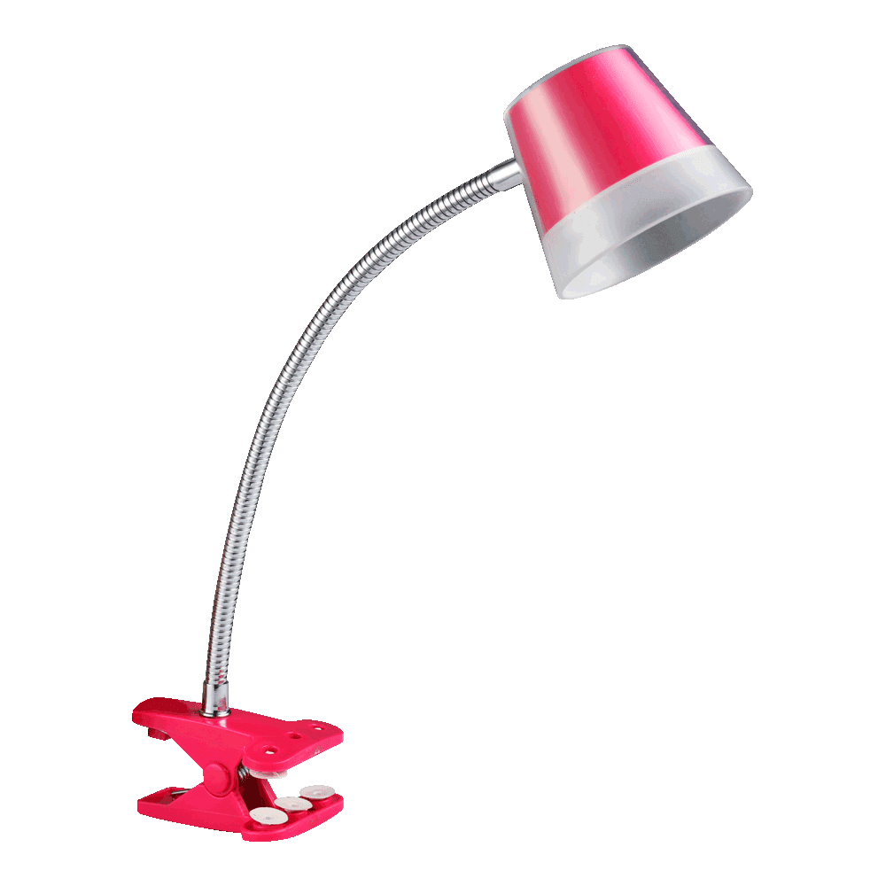 Prezent 26051 VIGO LED dětská lampička se skřipcem