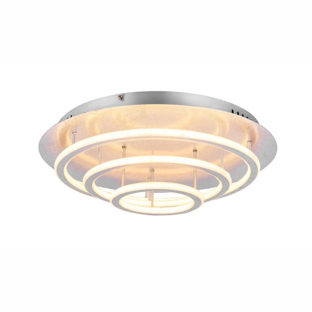 Globo 49252-100S LED stropní svítidlo s dálkovým ovládáním ARRYN