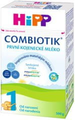 HiPP 1 BIO Combiotik Počáteční mléčná kojenecká výživa 500 g