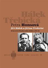 Petra Honsová: Jiří Hálek a Jiřina Třebická - K herectví Činoherního klubu a 60. let