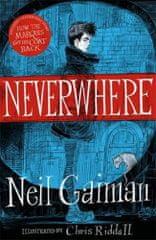 Neil Gaiman: Neverwhere (Illustrated)