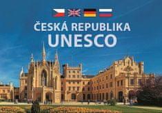 Libor Sváček: Česká republika UNESCO - mini / vícejazyčná