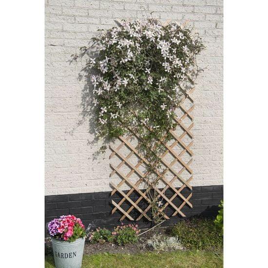 shumee Nature Trejaż ogrodowy, 50x150 cm, drewniany, naturalny