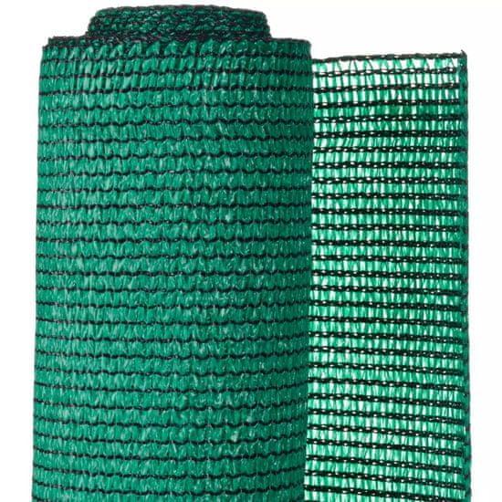 shumee Nature zöld PE kerti válaszfal 1,5 x 5 m