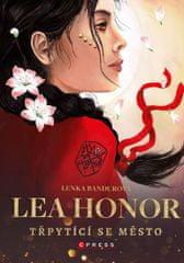 Bandurová Lenka: Lea Honor 1 - Třpytící se město