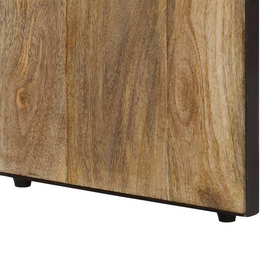 Petromila Komoda z mangovníkového dreva 120x30x75 cm