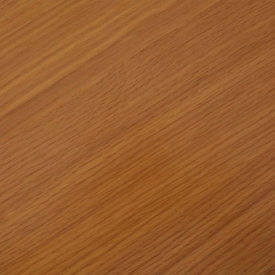 shumee Komoda 110x33,5x70 cm trdna hrastovina