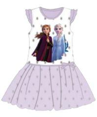 """SETINO Otroška obleka """"Frozen"""" - svetlo vijolična - 140 / 9–10 let"""