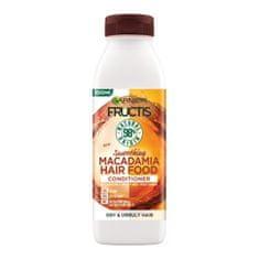 Garnier Fructis Hair Food Macadamia balzam za lase, 350 ml