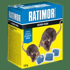 Ratimor Brodifacoum mehka vaba, 150 g