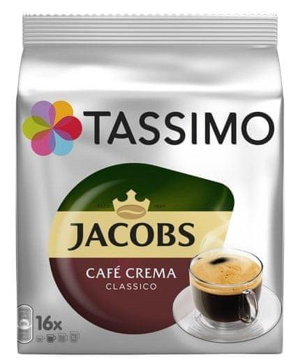 Jacobs Tassimo Krönung Cafe Crema 16 ks