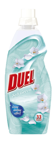 Duel Soft Green omekšivač za rublje, 1 l