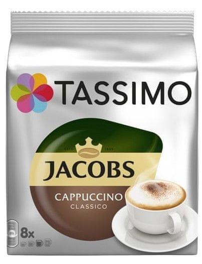 Jacobs Tassimo Krönung Cappuccino 8 ks