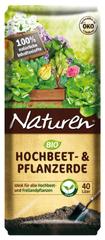 Substral Naturen Bio substrat za visoke grede in vrt, 40 l