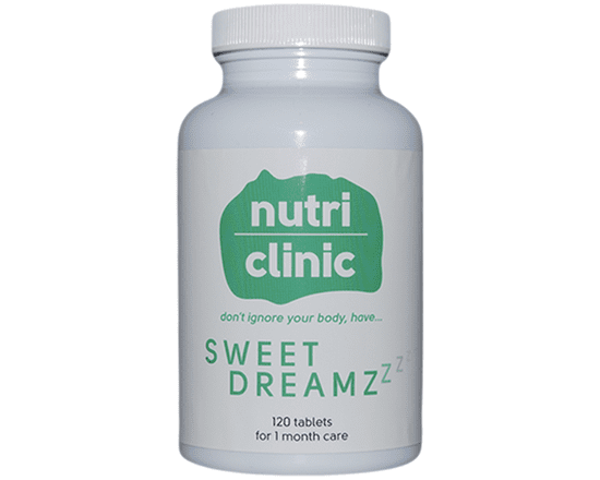 Nutri Clinic Sweet Dreamzzzz 120 kapslí
