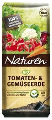 Substral Naturen Bio substrat za paradižnik in zelenjavo, 40 l