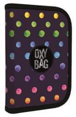 Karton P+P 1 emeletes tolltartó 2 hajtókával OXY Dots colors