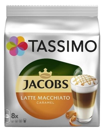 Jacobs Tassimo Krönung Latte Macchiato Caramel