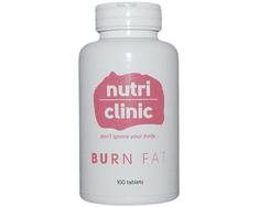 Nutri Clinic Burn Fat 100 tablet