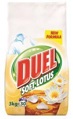 DUEL Soft Lotus pralni prašek, 3 kg