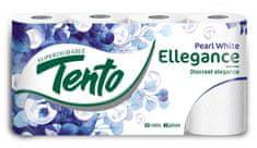 Tento Ellegance Pearl White 7 x 8 ks, 3 vrstvový