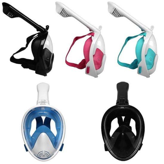 Cappa Maska na šnorchlování VISION L/XL