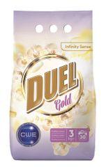 DUEL Gold Infinity Sense pralni prašek, 3 kg