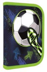 Karton P+P Školní penál 1 patrový Fotbal plný