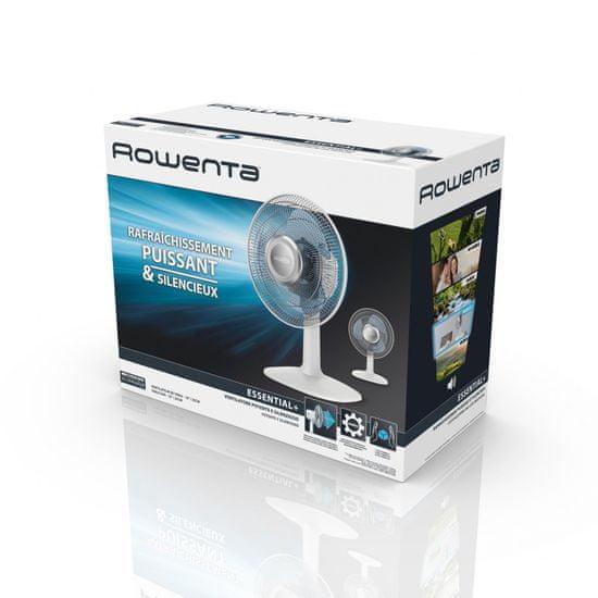 Rowenta VU2310F0 Essential + Desk ventilator