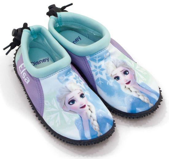 Disney dekliški čevlji za v vodo Frozen WD13081