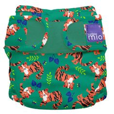 Bambinomio Miosoft pieluchomajtki Tiger Tango 9-15kg
