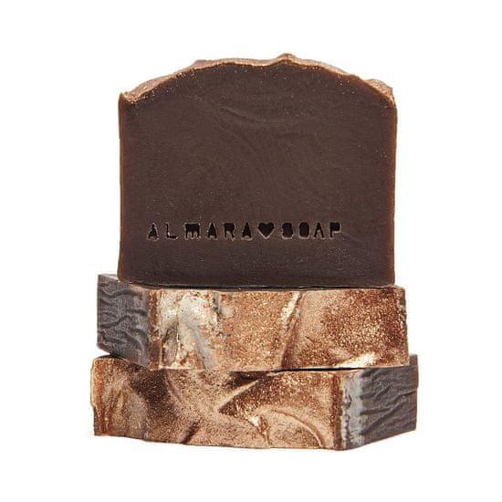 Almara Soap Almara Soap Gold Chocolate - přírodní tuhé mýdlo