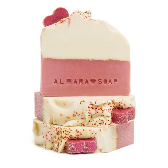 Almara Soap Almara Soap Love - přírodní tuhé mýdlo