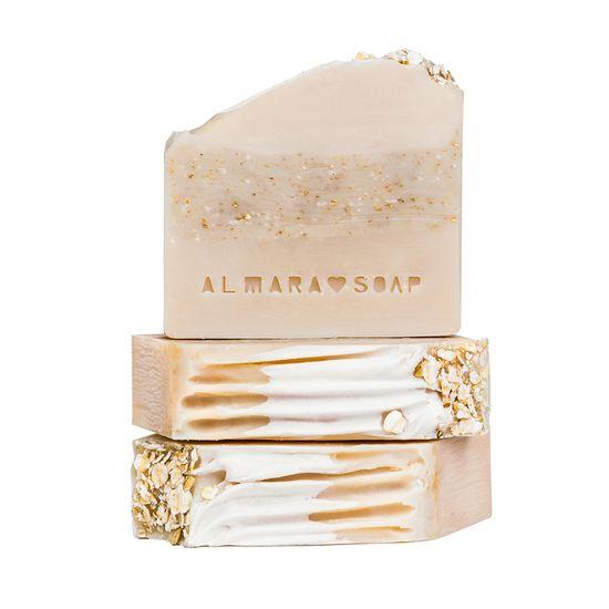Almara Soap Almara Soap Sweet Milk - přírodní tuhé mýdlo