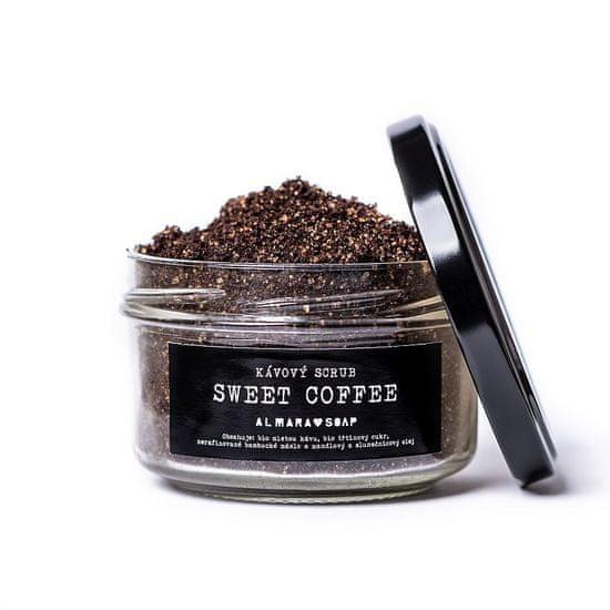 Almara Soap Almara Soap Sweet Coffee Scrub