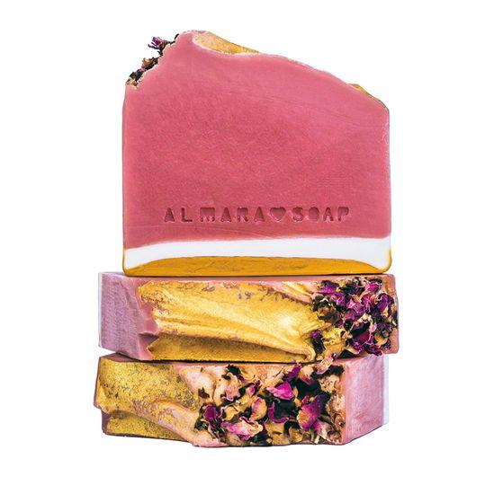 Almara Soap Almara Soap Růžový grep - přírodní tuhé mýdlo