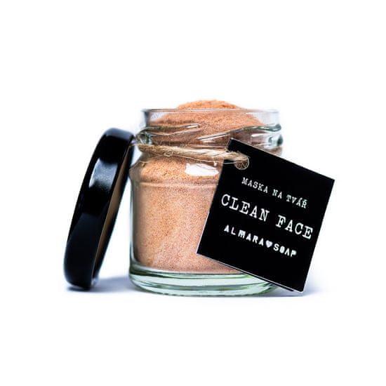 Almara Soap Almara Soap Maska Clean Face